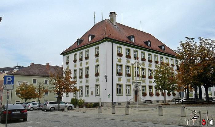 Webcam Bad Kötzting Rathaus